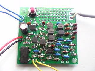 KEM TX7CW 7MHzCW送信機