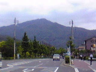 比叡山(ひぇ〜ざん)