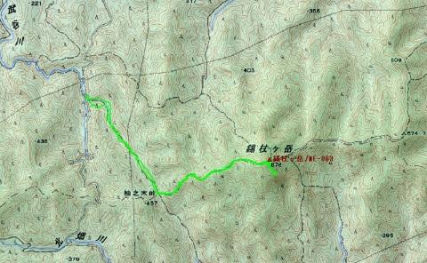 Shakujyogatake_map